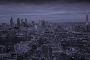 Image of the biggest business buildings in London