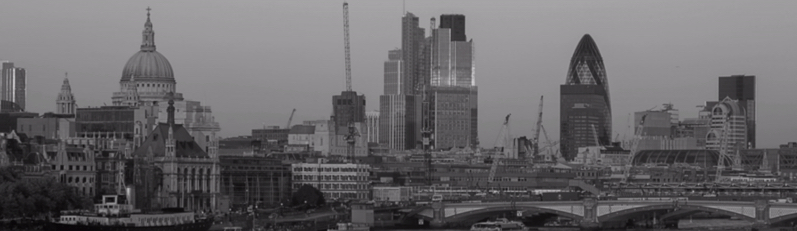 photo of london skyline