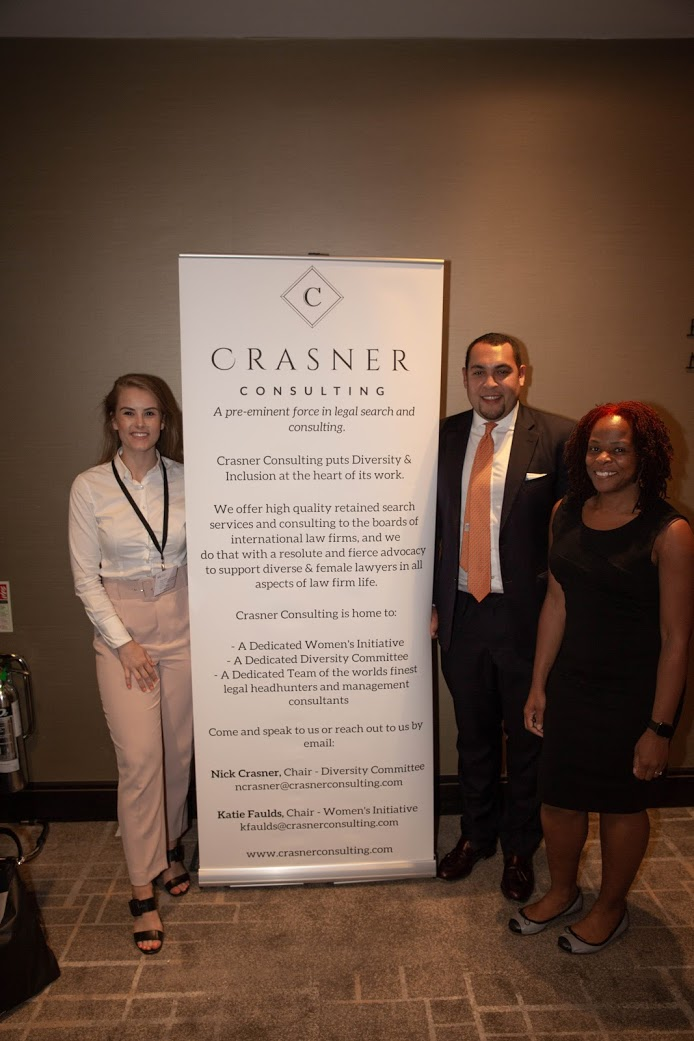 Crasner Consulting Sponsors High Profile Gender Equality Symposium